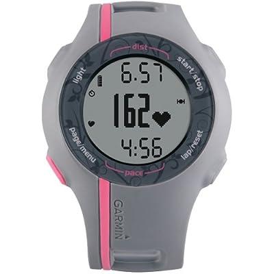 Garmin Refurbished Women's Forerunner Fitness Tracker for Smartphone, Gray