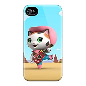MansourMurray Iphone 4/4s Shock Absorption Hard Phone Cases Provide Private Custom Beautiful Rio 2 Image [YiU13547vOtc]