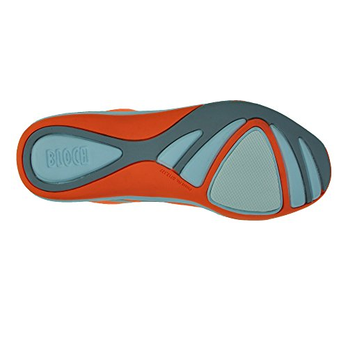 Nuevo Elemento Naranja Sneaker Bloch Danza 925 dganSwqE