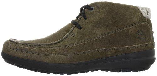 Marrón de cordones marrón Timberland Piel Zapatos hombre de para z0E5pq
