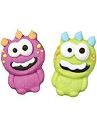 Access Wilton 710-0230 Monster Icing Decorations, 12-Pack occupation