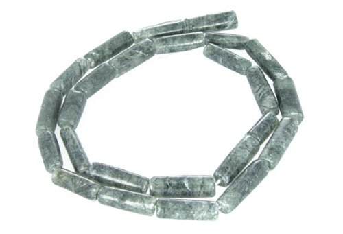 Quartz Tube Beads - 5