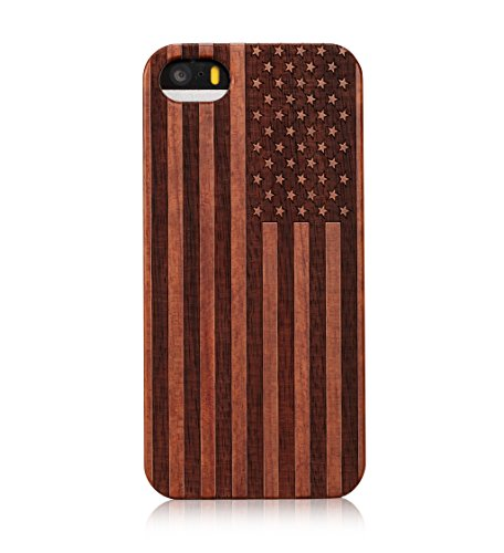 JuBeCo2016 Pattern iPhone Wooden Genuine product image