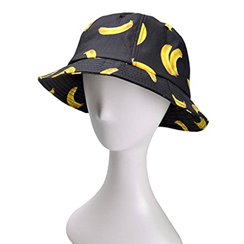 RAINED Adjustable Cap Flower Print Boonie Hats Nepalese Cap Army Mens Fisherman Hat (G) -