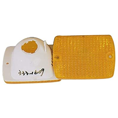 DEPO 333-1609N-USD Replacement Driver Side Parking Light Assembly (This product is an aftermarket product. It is not created or sold by the OE car company): Automotive