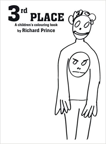 3rd Place: A Children\'s Coloring Book: Richard Prince: 9783865604927 ...