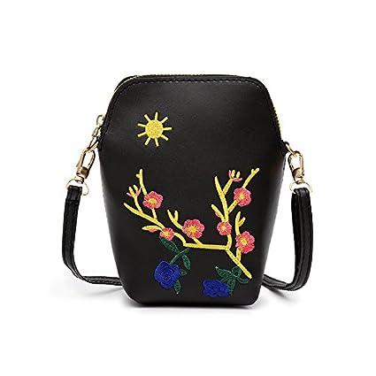 186644e00252 Amazon.com: Adealink Fashion Korean Women Crossbody Messenger Bags ...