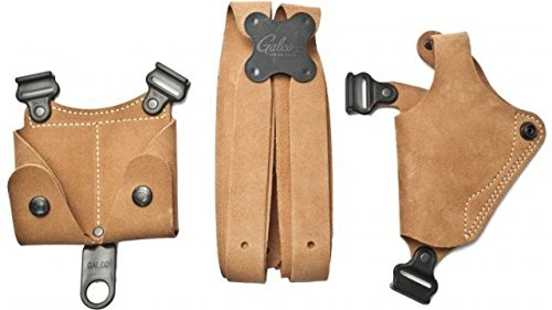 Galco Classic Lite Shoulder System for Sig-Sauer P226, P220 (Natural, Left-hand)