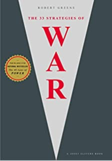 The 33 Strategies of War price comparison at Flipkart, Amazon, Crossword, Uread, Bookadda, Landmark, Homeshop18