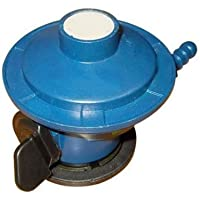 Generic ISI Certified LPG Regulator for Cylinders and Geysers (Blue)