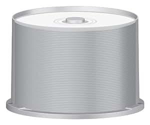 Sony 50BNR25SP-IP - Bobina con 50 Blu-ray Disc grabables, 25 GB compatibles con impresoras de inyección de tinta