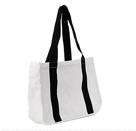 Emana custom womens Toda Mafalda Tote Bag Canvas Shopping bag shoulder handbags Canvas...
