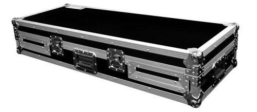 [해외]마라톤 MA-DJCD12W 비행로드 케이스 관에는 2 x 대형 12 인치 포맷 CD 플레이어가 있습니다./Marathon MA-DJCD12W Flight Road Case Coffin Holds 2 x Large 12-Inch Format CD Players