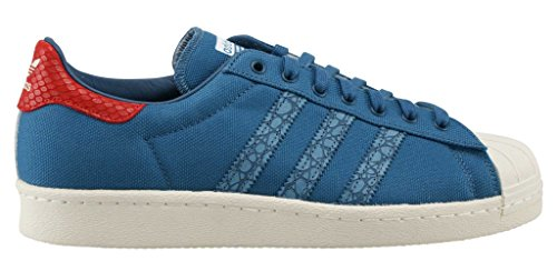Adidas - Superstar 80S Animal Oddity - Color: Blue - Size: 10.5 discount for nice buy cheap big sale outlet discounts ZXzBS