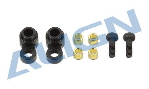 Tail Pitch Link - ALIGN H47T022XXW 470L Tail Pitch Control Link
