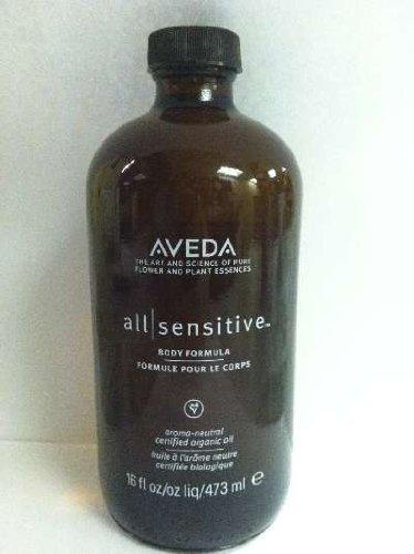 (Aveda All-sensitive Body Formula BB Oil, 16.0 Ounce)