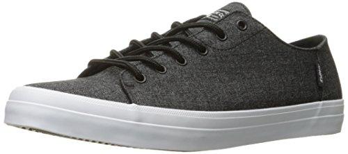DVS Shoes Edmon, Sneaker Uomo Schwarz (Black Chambray)