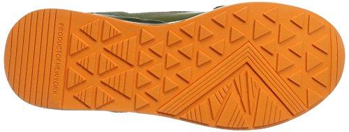 BUFFALO 100-30 Neopren Suede, Zapatillas para Mujer Multicolor (CAMUFLAGE 01)