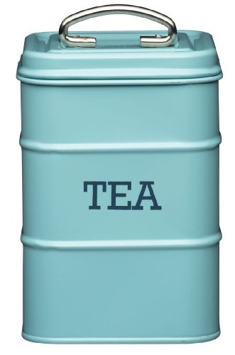 (Kitchen Craft LNTEABLU Food Storage Container, One Size, Blue)