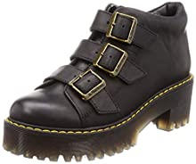 Dr. Martens Women's COPPOLA Boot, black, 4 M UK (6 US)