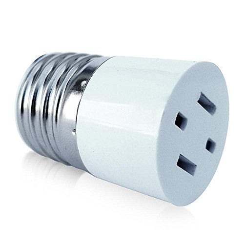 Thing need consider when find bulb socket adapter 3 prong?