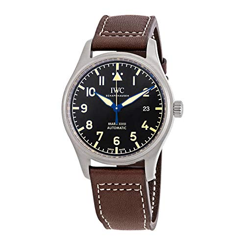 Model #: iw327006 Heritage IWC Pilot's Watch Mark XVIII 40mm Mens ()
