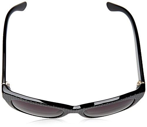 Sonnenbrille pois Gabbana amp; On Black dg4270 gradient Dolce Noir White XwEF1xq1gA