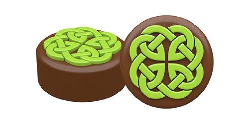 Celtic Kells Knot (SpinningLeaf Celtic Kells Knot Sandwich Cookie)