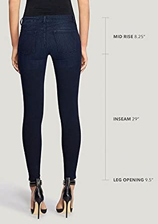 DL1961 Womens Emma Power Legging Jeans