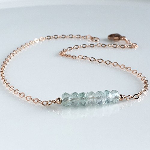 satellite anklet gold il ngmk item like listing dainty this bracelet au