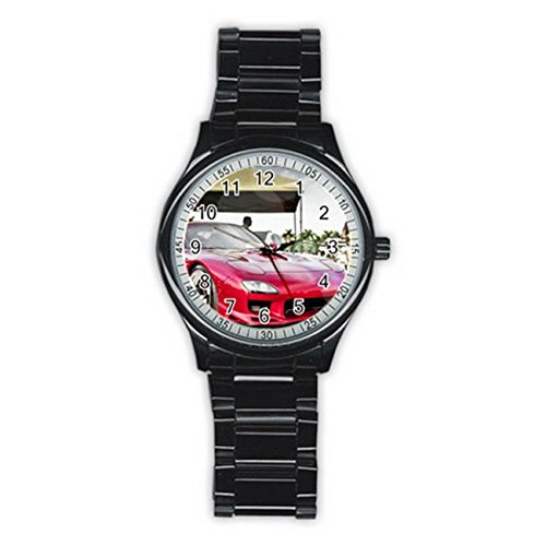 mazda-rx7-car-mra111-new-fashion-mens-wrist-watches-stainless-steel