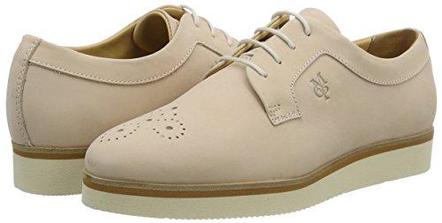 304 De Zapatos Brogue O'polo Cordones Up 70113853401200 nude Mujer Para Marc Lace Beige TZFHqf