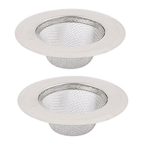 UPC 602451009207, uxcell Kitchen Bathtub Basin Sink Garbage Strainer Drain Stopper 9cm Dia 2pcs