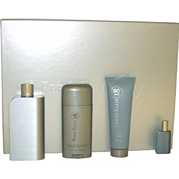 Perry Ellis 18 by Perry Ellis for Men Gift Set