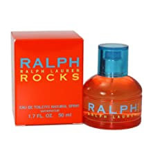 Ralph Rocks Perfume by Ralph Lauren for Women. Eau De Toilette Spray 1.7 Oz / 50 Ml.