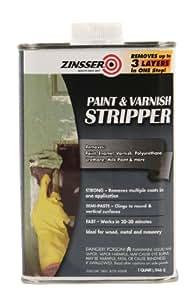 Rust-Oleum Zinsser 42134 1-Quart Zinsser Paint and Varnish Stripper