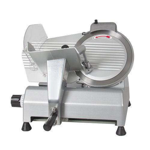 Best Choice Products New Commercial Deli Meat Cheese Food Slicer