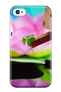 Awesome ZanfsKe3879rUunR DebAA Defender Tpu Hard Case Cover For Iphone 4/4s- Really Cute Love Pictures