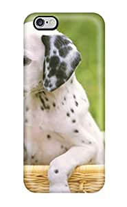 Fashionable Style Case Cover Skin For Iphone 6 Plus- Dalmatian
