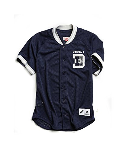 Dallas Cowboys Baseball Jersey - Die Hard Dallas Until I Die Mesh Jersey