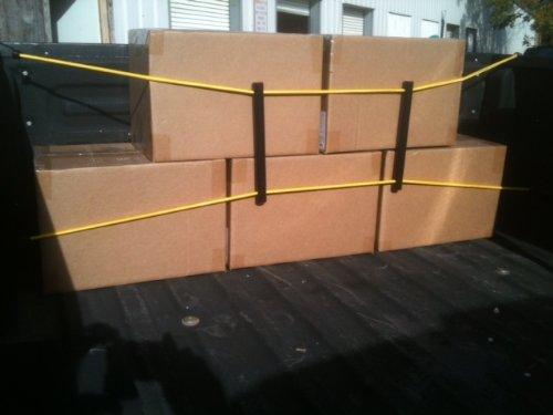 36 Inch Cargobud Bi-lateral Bungee Cord Cargo Restraint System