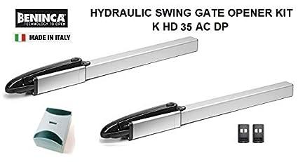 BENINCA BILL KBILL swing gate operators complete sets kits gate openers 3m 4m 5m