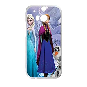 frozen Personalized Durable Case for HTC One M8