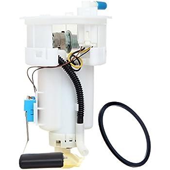 ECCPP Electric Fuel Pump Module Assembly w/Sending Unit Replacement for  Hyundai Accent KIA RIO RIO5 2006 2007 2008 2009 2010 2011 L4 1 6L E8730M