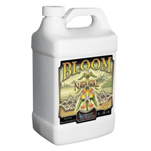 - Humboldt Nutrients HNOB410 1-Gallon, Bloom Natural Ultra-Concentrate Formula 0-10-0