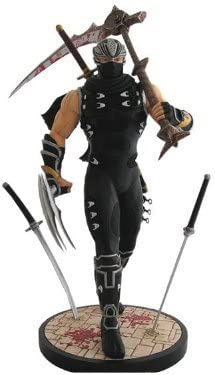 Ninja Gaiden Ryu Hayabusa 1 4 Scale Statue Amazon Co Uk Toys Games
