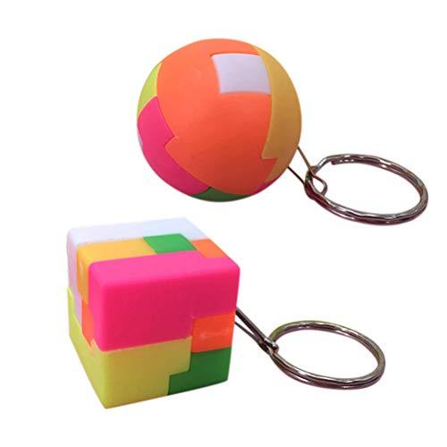 Egosy Puzzle Colgante de plástico con Forma de balón de ...