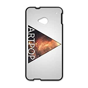 artpop 2 HTC One M7 Cell Phone Case Black cover xx001-3113743