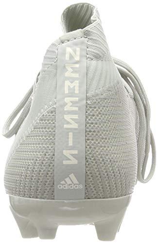 Tint 18 S18 Silver para AG White Zapatillas Ash 3 Silver Adidas de Gris Nemeziz Hombre Ash Fútbol HwZxaPqS5