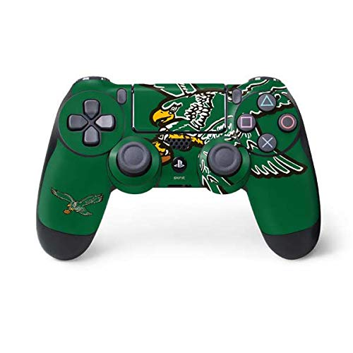 - Skinit Philadelphia Eagles Retro Logo PS4 Controller Skin - Officially Licensed NFL PS4 Decal - Ultra Thin, Lightweight Vinyl Decal Protective Wrap